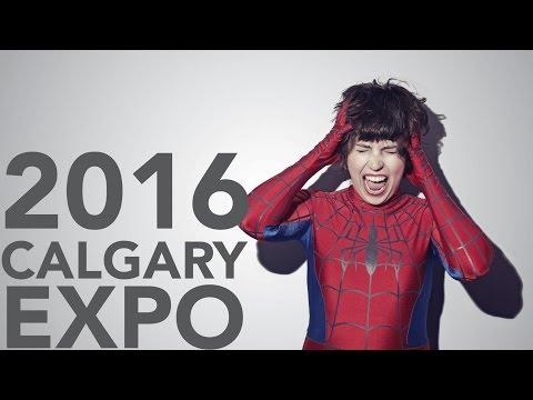 2016 Calgary Expo: Femtrooper