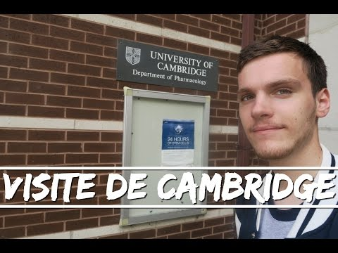 Visite de Cambridge -  Cambridgeshire - Angleterre