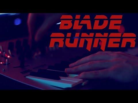 Blade Runner Theme on Korg Minilogue