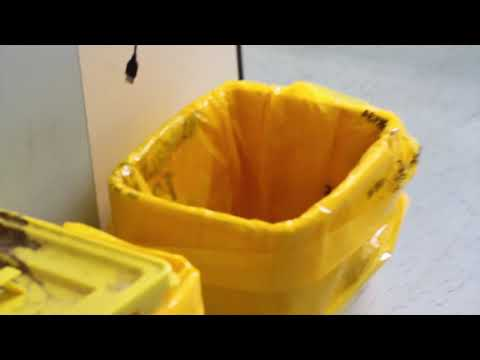 Chemical waste disposal