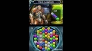 Puzzle Quest: Galactrix Nintendo DS Gameplay - Hack LeapGate