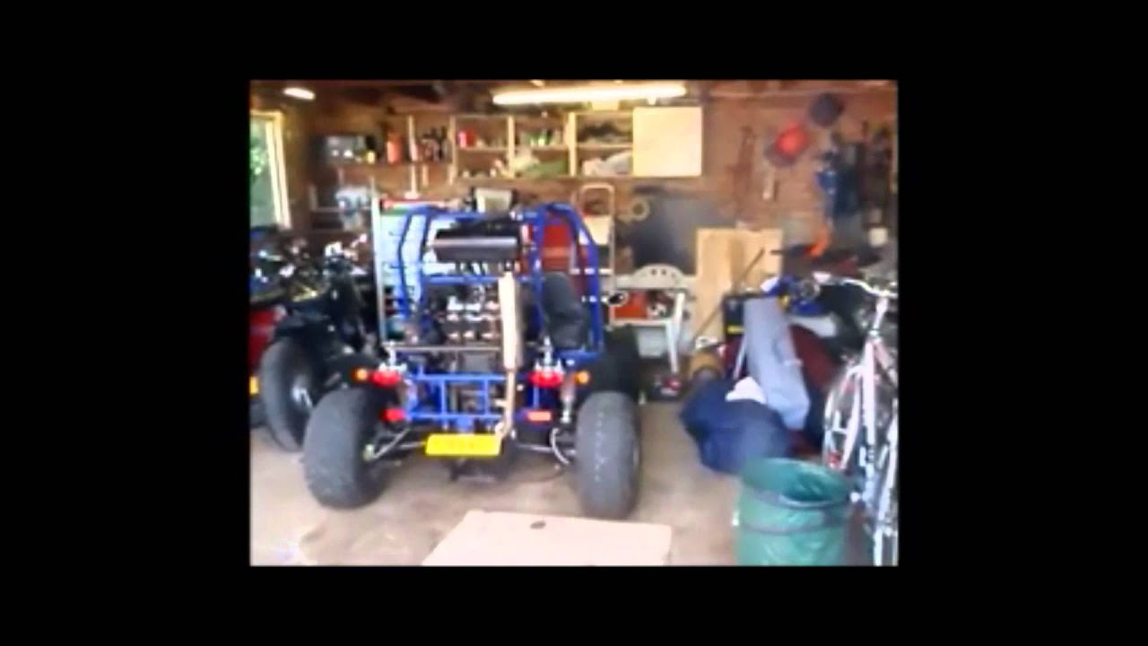 GS Moon Buggy Video - YouTube