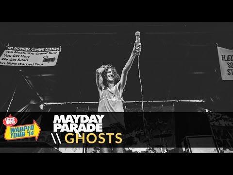 Mayday Parade - Ghosts (Live 2014 Vans Warped Tour)