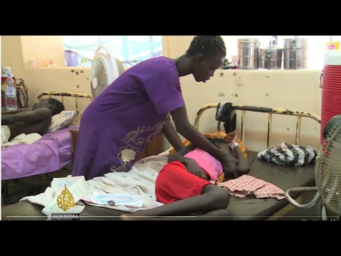South Sudan: Aid agencies warn of medical emergency