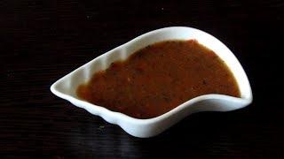 Индийская кухня: Индийский томатный соус