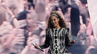 OTRII Beyoncé & Jay Z - Manchester Opening Intro - On the Run Tour II