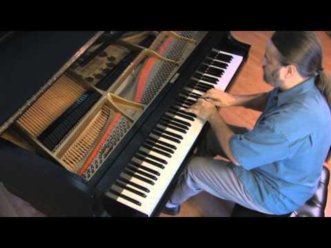 Burgmüller: Pastorale, Op. 100 No. 3 | Cory Hall, pianist-composer