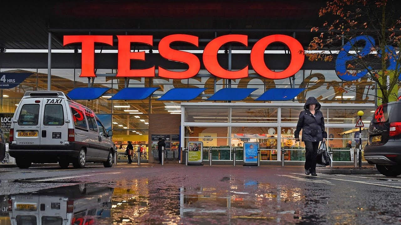 what business sector is tesco