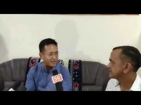 CM PS Golay highlights on the purpose of his visit to New Delhi