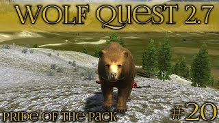 An Unexpectedly Cursed Name 🐺 Wolf Quest 2.7 - Pride of the Pack 🐺 Episode #20