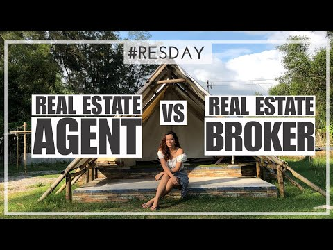 Difference between a Real Estate Agent and a Real Estate Broker in the Philippines