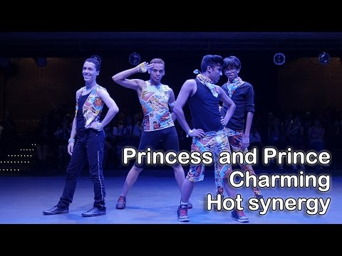 #KDT Hot synergy - Princess and Prince Charming (Sunny Hill) Dance Cover
