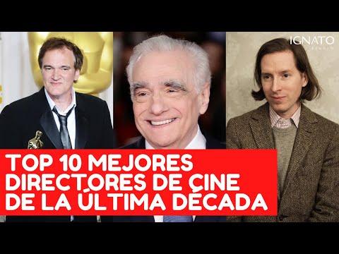TOP 10 MEJORES DIRECTORES DE CINE DE LA ÚLTIMA DÉCADA (2010-2019)