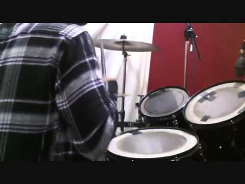 JKT48 - Ponytail to Chou chou Drum Cover