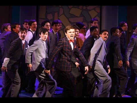 Brotherhood of Man  How To Succeed In Business Without Really Trying  Summit High School 2017