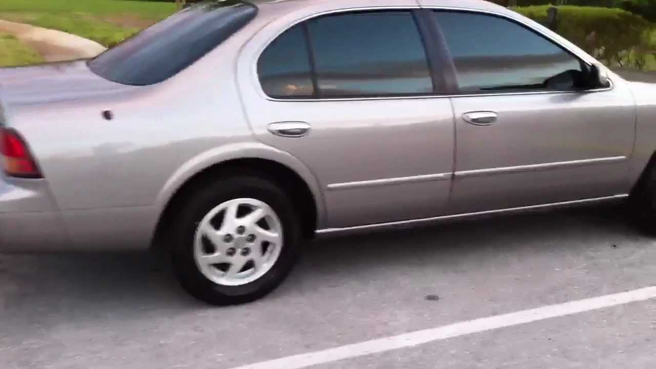 medium resolution of 1999 nissan maxima gle