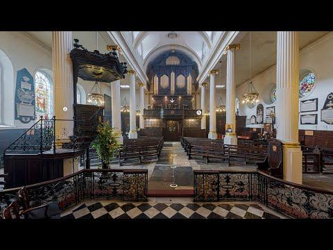 St Magnus the Martyr 360 Virtual Tour intro