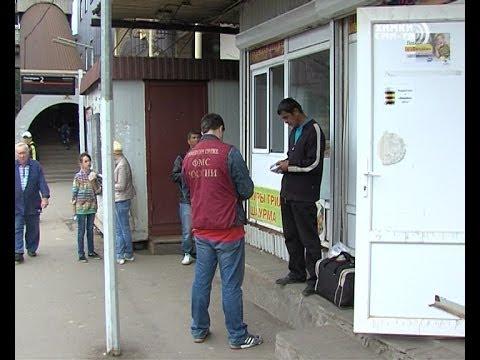 Рейд по выявлению нелегальных мигрантов проведен в микрорайоне Сходня