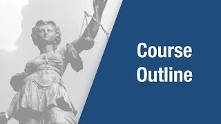 Company Law - Course Outline