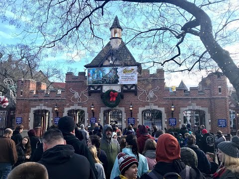 Final Farewell to Hersheypark's Old Entrance