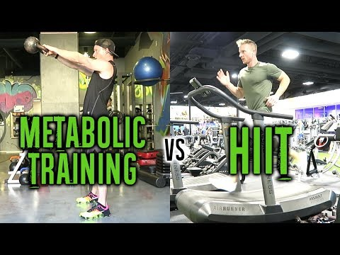 High Intensity Interval Training vs Metabolic Training vs LISS Cardio | LiveLeanTV