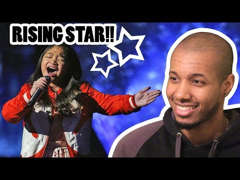 "Thumbnail: ANGELICA HALE : 9-YEAR-OLD SINGS INCREDIBLE ""CLARITY"" COVER - AMERICA'S GOT TALENT 2017 REACTION"