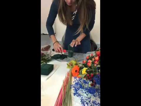 Jet Training Florist Part 1