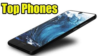 TOP 5 Best New Phone in August 2018   Gadget Info