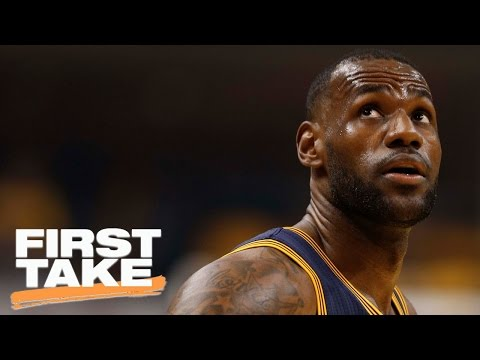 LeBron James Proves He's The Real MVP | Final Take | First Take | April 21, 2017