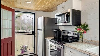 Live Blissfully In The Sonoran Tiny House