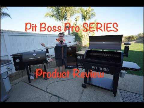 Pit Boss Pro Series Product Review