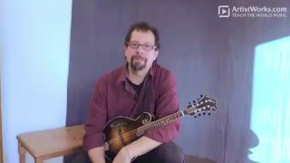 Intermediate Mandolin Practice Tips from Mike Marshall