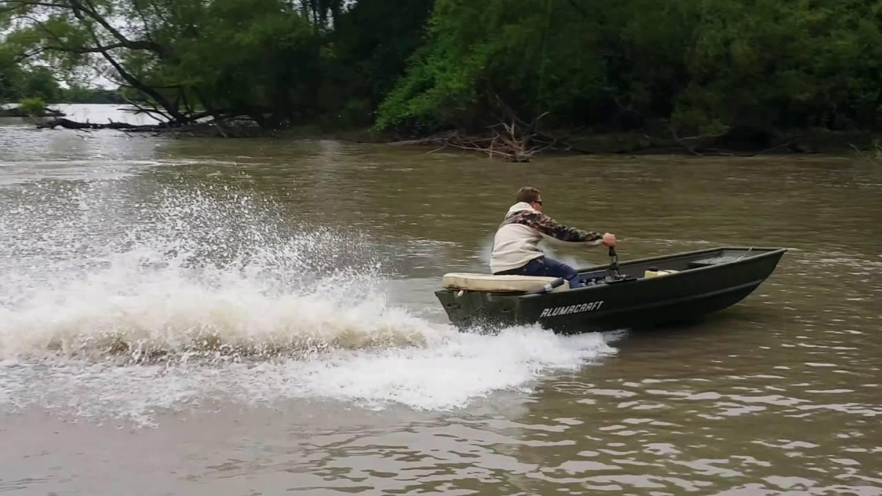 Jon Jet Boat 2 Youtube
