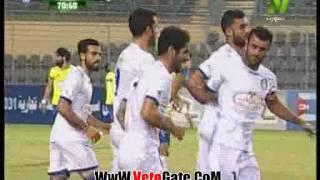 سموحة يطيح بالإسماعيلي من كأس مصر