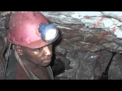 California Perspectives - African American Miner - Expo 2013