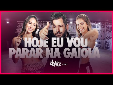 Hoje Eu Vou Parar na Gaiola - Mc Livinho | FitDance TV (Coreografia) Dance Video thumbnail