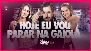 Hoje Eu Vou Parar na Gaiola - Mc Livinho | FitDance TV (Coreografia) Dance Video