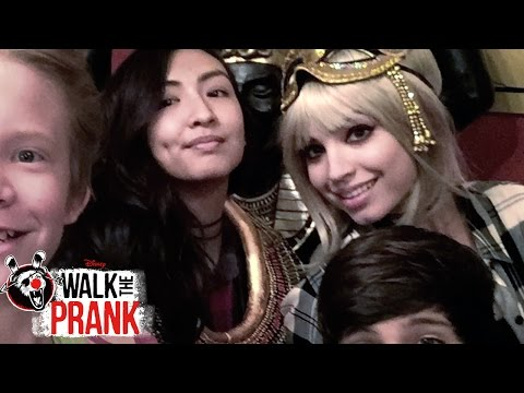 Mummy's Revenge Feat. Sofia Carson | Walk The Prank | Disney XD