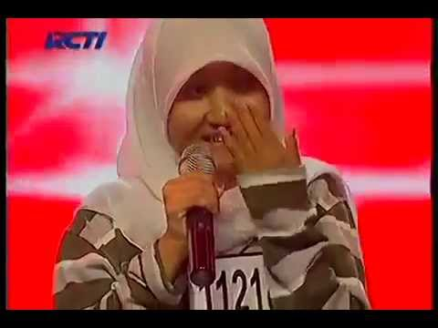[ENG SUB] Best X Factor Audition from Shy and Innocent Girl (Fatin Shidqia - Grenade)