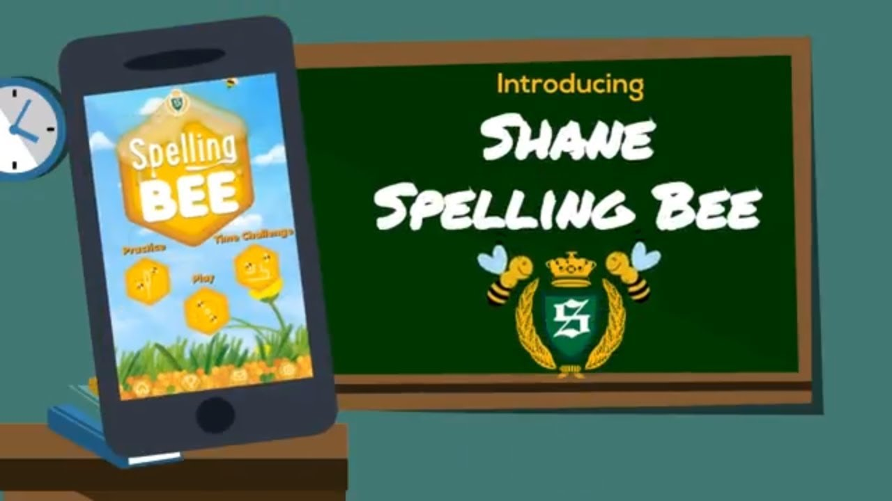 Introducing Shane Spelling Bee APP [ENG]