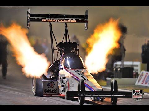 Fastest top fuel run
