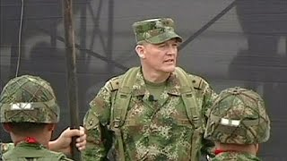 Colombie : accord sur la libération du général enlevé par les FARC