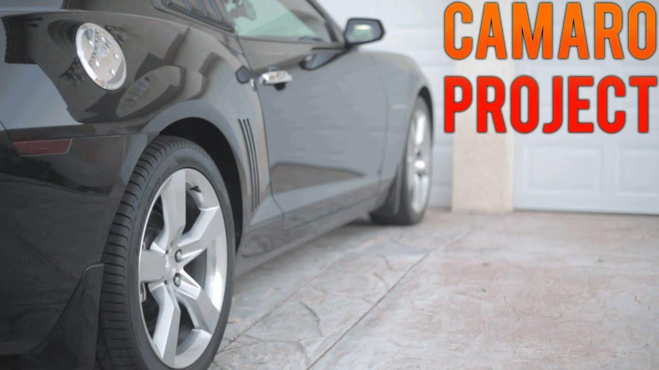 Maxresdefault on Chevrolet Camaro Ss