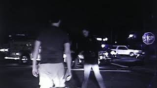 Off-duty Union County cop's field sobriety test