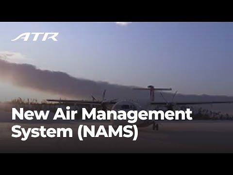ATR aircraft - New Air Management System (NAMS)
