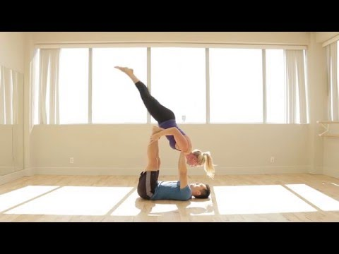 Acro Yoga Primary Series with Super Dave and Amanda O'Malley