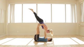 Acro Yoga Primary Series with Super Dave and Amanda O