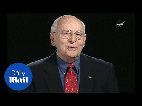Alan Bean, moon-walking astronaut turned painter, dies in Houston - Daily Mail