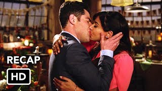 "New Girl Season 7 ""Schmidt & CeCe's Love Story"" Recap (HD) Final Season"
