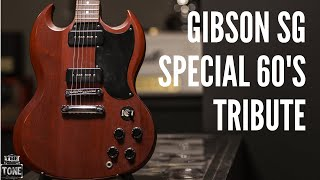 Gibson SG Special '60s Tribute - The Tone Boutique Demos